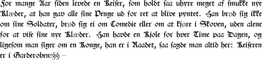 The LaTeX Font Catalogue – Schwabacher