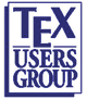 logo for the TeX Users Group
